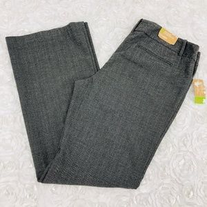 Mossimo Straight Leg Herringbone Trouser Pants